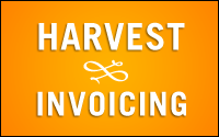 Harvest Invoicing
